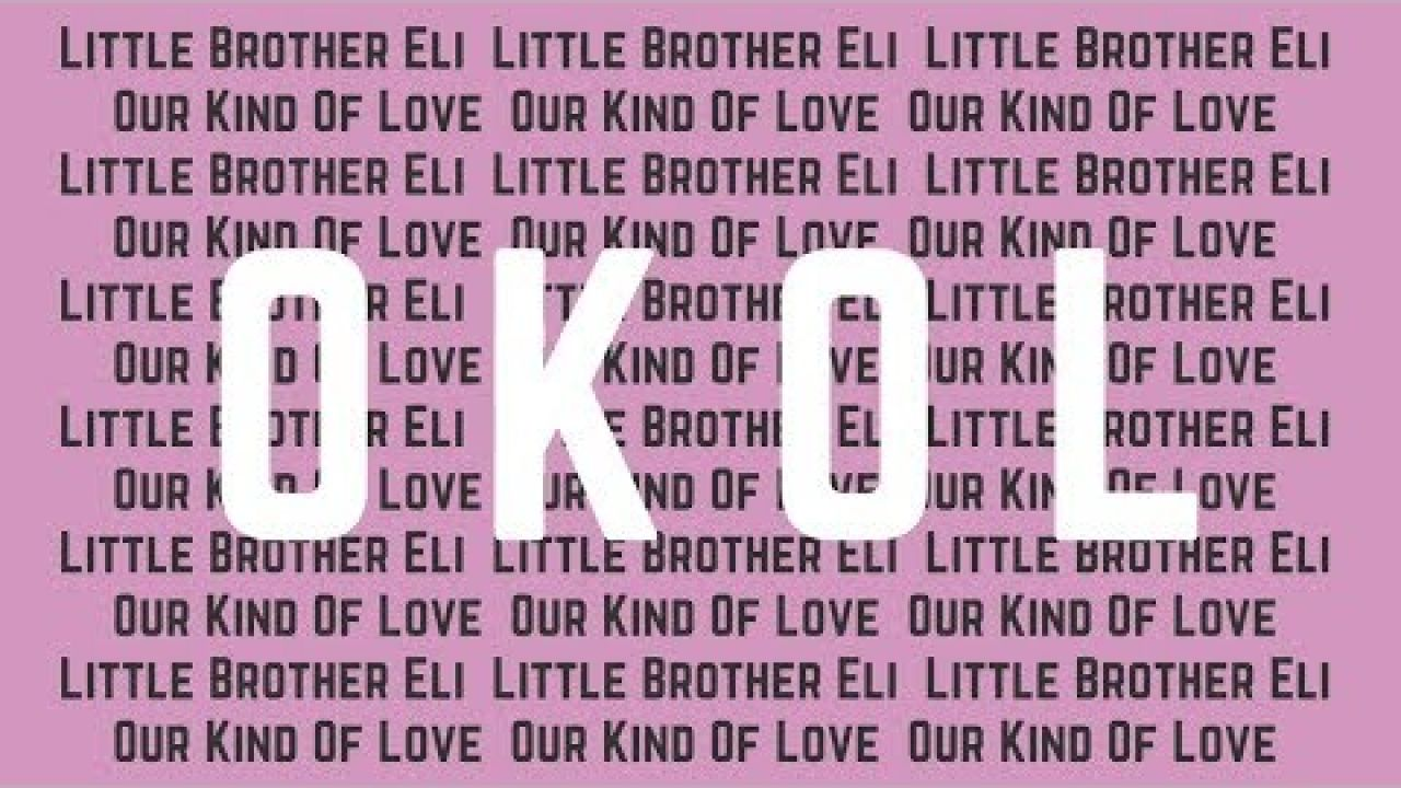 Little Brother Eli - Our Kind of Love (Official Lyrics Video)