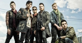 Crown The Empire Featuring Set It Off, Dangerkids and Alive Like Me - 5th February - Electric Ballroom