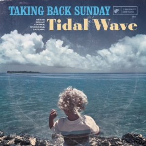 Taking Back Sunday Have Dropped Their New Album 'Tidal Wave'.