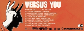 Leftover Crack featuring Ted Dibiase and The Million Dollar Punk Band and Versus You - 18th July - The Underworld, London