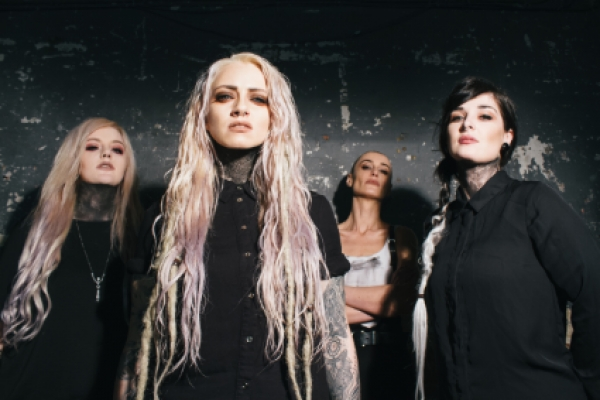 Courtesans Have Announce The Release Of Their New EP 'Better Safe Than Sober'.