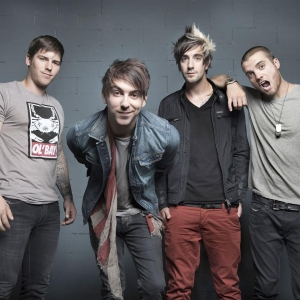 All Time Low featuring Lower Than Atlantis - 14th February - Shepard's Bush Empire, London