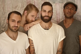 Letlive - 17th October - Electric Ballroom, London