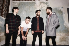 Twin Atlantic Featuring The Xcerts - 3rd November - Roundhouse, London