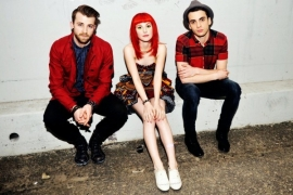 Paramore featuring Eliza and The Bear - 23rd September - LG Arena - Birmingham