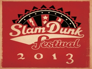 Slam Dunk Festival South - 26th May - Hatfield
