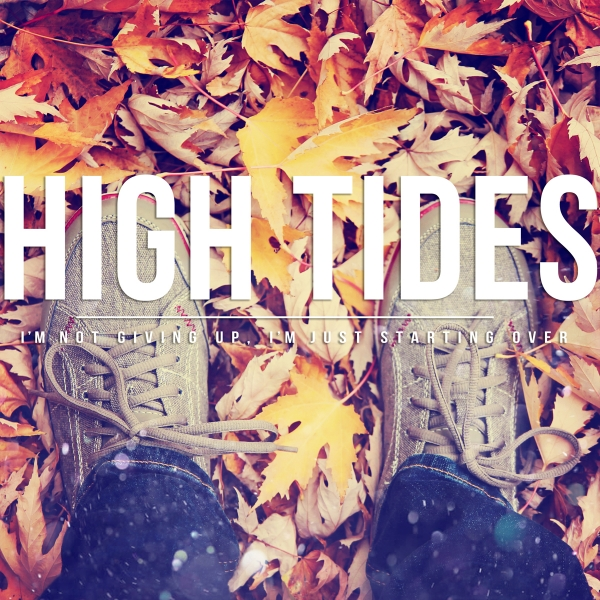 High Tides have released their mini-album!