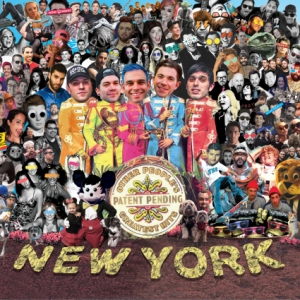 Patent Pending Have Announced That They Have A New Cover Album